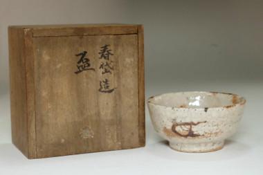 sale: Kato Shuntai (1802-1877) Antique pottery cup in Seto ware