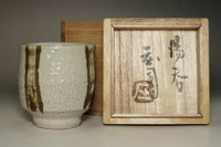 sale Hamada Shoji (1894-1978) Vintage tea cop in Mashiko ware #3853