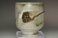 sale: Vintage mashiko ware tea cup