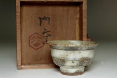 sale: Hamada Shoji Mongama Vintage pottery cup