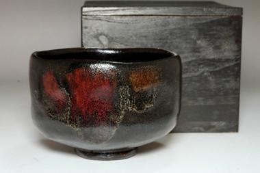 sale: Antique black tea bowl