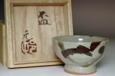 sale: Murata Gen (1904-1988) Mashiko ware sake cup