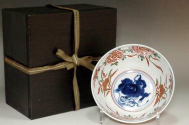 sale: Eiraku Zengoro XI Hozen (1795-1855) Antique bowl
