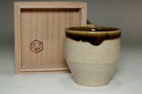 sale: Vintage tea cup in mashiko ware