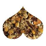 Organic Herbal Chamomile Fruit Loose Tea