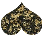 Organic Ginger English Breakfast Loose Leaf Tea