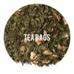 Organic Lemon Ginger - 25 TEA BAGS