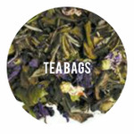 Organic White Peach - 25 TEA BAGS
