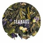 Organic White Peach - 25 TEA BAGS