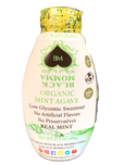 BLACK MOMMA ORGANIC MINT  AGAVE VEGAN, KOSHER -  18 OZ