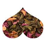 Organic Jasmine Rosy Tea | Loose Leaf Tea