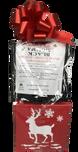 Christmas Bundle Hibiscus Tea Bags and Reindeer Mug