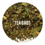 Organic Peppermint Tea - 25 TEA BAGS