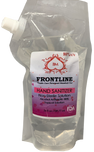 FRONTLINE HAND SANITIZER  24 OZ /709 ML - UNSCENTED