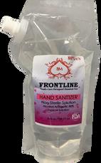 FRONTLINE HAND SANITIZER  24 OZ /709 ML - UNSCENTED