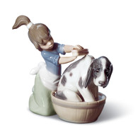 LLADRO BASHFUL BATHER (01005455 / 5455)