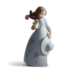 LLADRO LITTLE VIOLET (01008043 / 8043)