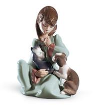 LLADRO CAT NAP (01005460 / 5460)