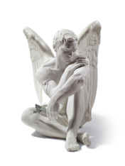 LLADRO PROTECTIVE ANGEL