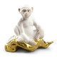 "LLADRO THE MONKEY""MINI"" 01009175 (01009175 / 9175)"