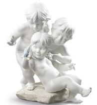 Lladro Children's curiosity 01009174