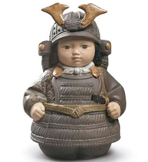 Lladro Samurai Toy 01012552 / 12552