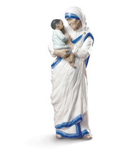 01009247 MOTHER TERESA OF CALCUTTA Issue Year: 2016 Sculptor: Javier Molina Size: 31x10 cm
