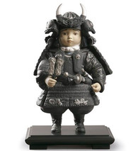 LLADRO WARRIOR BOY (SILVER) 01013047 / 13047