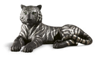 LLADRO TIGER (BLACK-SILVER) 01009261 / 9261