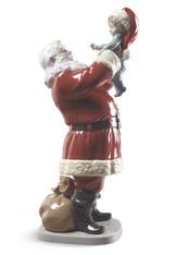 LLADRO MERRY CHRISTMAS SANTA! 01009254 / 9254