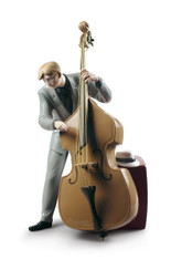 LLadro Jazz bassist 01009331