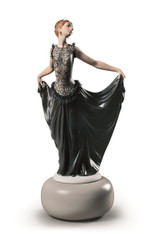 Haute Allure Exquisite Creation Woman Figurine. Limited Edition 01009360