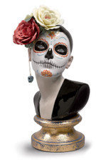 Beautiful Catrina Figurine. Limited Edition 01009374