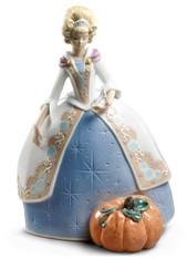 Lladro Cinderella Figurine 01009353