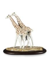 Giraffes Sculpture Lladro 01009389