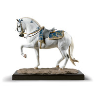 Spanish pure breed Sculpture. Horse. Limited Edition 01002007 / 2007