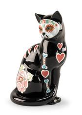 Catrina Cat Figurine 01009481