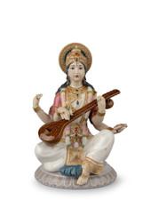 Goddess Saraswati Figurine  01009486