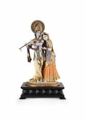 Radha Krishna Sculpture. Limited edition 01002015