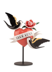 True love Heart Figurine  01009534 / 9534