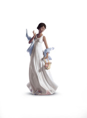 LLADRO WINDS OF ROMANCE