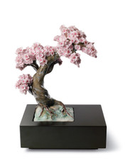 LLADRO BLOSSOMING TREE