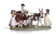 LLADRO ENCHANTED OUTING (01001797 / 1797)