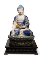 LLADRO BOUDDHA SHAKYAMUNI (GOLD) (01012526 / 12526)