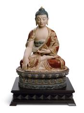 LLADRO BOUDDHA SHAKYAMUNI (EARTH) (01012524 / 12524)