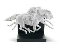 LLADRO HORSE RACE (01008515 / 8515)