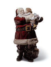 LLADRO SANTA, I'VE BEEN GOOD! (01001960 / 1960)