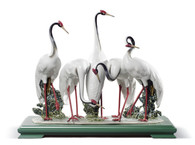 LLADRO FLOCK OF CRANES (01008697 / 8697)
