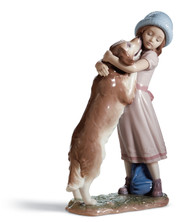 LLADRO A WARM WELCOME (01006903 / 6903)