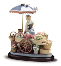 LLADRO FLOWERS OF THE SEASON (01001454 / 1454)
